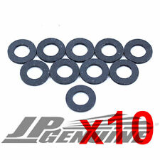 LOT OF 10PC OIL DRAIN PLUG CRUSH WASHER GASKETS 90430-12028 - TOYOTA