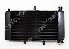 Radiator Grille Guard Cooler For Yamaha FZ6 2004-2010 Black AY