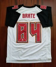 Cameron Brate Autographed Signed Jersey Tampa Bay Buccaneers JSA eac7f59f0