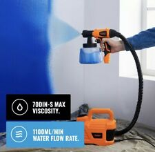 Paint Sprayer Powerful Flow Rate Wall Wood Home Painting Station Machine Fast