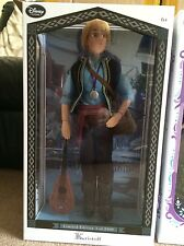 Disney Store Limited Edition Kristoff Doll (Frozen) LE Elsa Anna