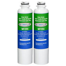 Fits Samsung EcoAqua EFF-6027A Refrigerator Water Filter by Aqua Fresh (2 Pack)
