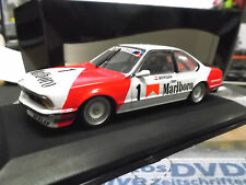 BMW M 635 CSI E24 Racing Macau 1985 #1 Berger Mar bor o Umbau based PMA 1:43
