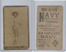 N150 Duke, Actors Actresses, Honest Long Cut, 1890, (106)