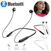 Wireless Blueteeth Headset Microphone HiFi Earphone Stereo In-Ear Headphone