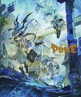 Demizu Posuka Art works Illustration design Book Jump comic Manga Japanese Otaku