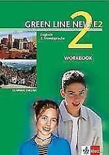 Green Line NEW E2 Workbook ISBN 978-3-12-581825-5, nie benutzt, neuwertig