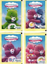 Chile 2016 Ansaldo Care Bears Ositos Cariñositos Sticker Pack