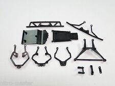 NEW KYOSHO ULTIMA SC6 Bumpers & Skid Plates Front/Rear UM710 KS9