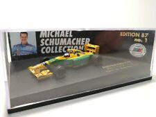 MINICHAMPS Michael Schumacher 1996 Benetton Ford B193 F1 Question 87 Nr.1,M1: 87