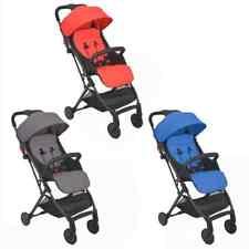 vidaXL Sillita Carrito Paseo Bebes Plegable Disponible en Diferentes Colores