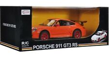 RASTAR OFFICIAL LICENSED Orange Porsche 911 GT3 RS R/C Control CAR 1:14 NEW
