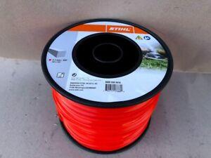 Filo Stihl per decespugliatore quadrato diametro 2,7 mm bobina rotolo da 208 mt