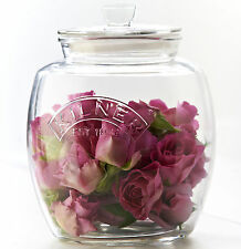 2 litri Kilner in vetro PUSH Top Storage Jar Grande Vintage Cucina Dolci Contenitore