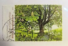 GERMANY Sc# B1073 Θ used postage stamp, ecology, trees, fine +
