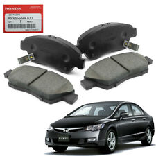 Front Brake Pad Genuine 1 Set Fits Honda Civic Fd 2006 - 2011