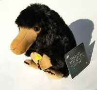 The Noble Collection Fantastic Beasts Niffler Cuddly Plush Toy 8'' Authentic NEW