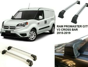 RAM PROMASTER CITY FIX POINT ROOF RACK CROSS BAR/RAIL 2015-2019