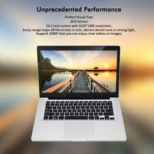 "Excelvan X8 Pro 14.1"" Intel Windows 10 6GB+128GB 2-WIFI USB 3.0 Laptop Notebook"