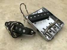 Twisted Telecaster Pickups (with Bridge)