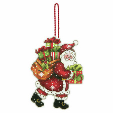 Dimensions ~ Counted Cross Stitch Kit ~ Christmas ~ Santa with Bag ~ D70-08912