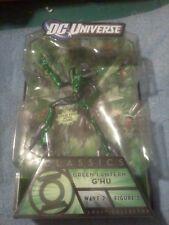 2010 DC Universe Green Lantern G'Hu Wave 2 Series 3 Action Figure (New)
