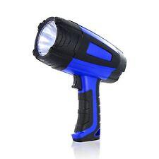 Ultrabright LED Beam Spotlight Battery Powered Super Bright Light Torch Lamp