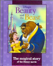 W Disney's BEAUTY AND THE BEAST MAGICAL STORY 2006 hardback Classic Collectable