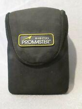 Digital PROMASTER Camera Case Holster Bag Excellent Condition