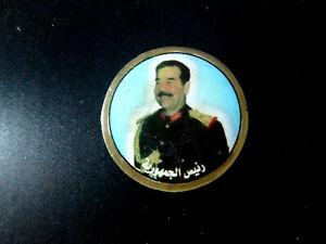 Iraq  Saddam Hussein original  Pin