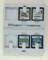 Nintendo DS Games Legendary Starfy Madden 07 Carnival Games Club Penguin 5pc Lot
