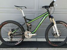 Specialized Pitch FSR Full Suspension Mountain Bike Rock Shot Pike Forks Fox DT