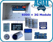 Bosch Alarm Solution 6000 Kit w/3 Blue Line Gen2 PIRs + PLUG ON 3G GSM Module