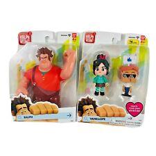Disney Ralph Breaks the Internet Action Figure 2 Sets Vanellope Movie Packs