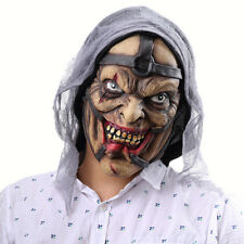 Halloween Costume Adults Overhead Scary Mask Fancy Dress Horror Cosplay Props
