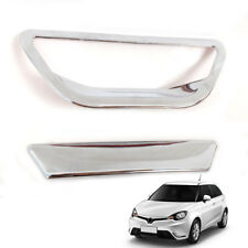 Fit 2015-2016-2017 MG3 Hatchback 4 Doors Rear Tail Gate Door Handle Cover Chrome