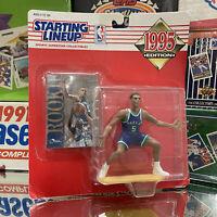 NIB 1995 Kenner Starting Lineup NBA Dallas Mavericks Jason Kidd Basketball Toy