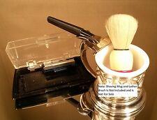 (274N) Vintage Schick injector Safety Razor Set - Type J 1958 to 1964