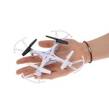 SYMA X13 Storm 4CH 6-Axis Mini RC Helicopter Quadcopter Drone Gift Toy White