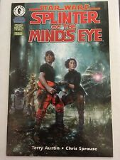 Dark Horse Comics Star Wars Splinter Of The Mind's Eye #1