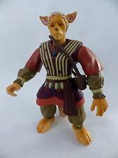 Figurine Ninja MAGIC WARRIORS of VIRTUE Action figure TSUN LBEI 1996 Kangourou