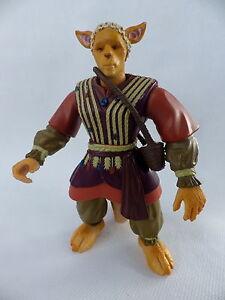 Figurine Mutant Ninja Magic Warriors Of Virtue Action Figure Wing Tsun Lbei 1996
