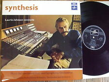 SCX 6142 Laurie Johnson - Synthesis - UK 1970 Columbia Landowne Series LP