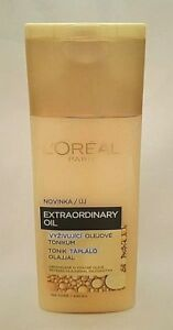 3 x 200ml L'OREAL PARIS EXTRA ORDINARY OIL FACE TONER FREE DELIVERY
