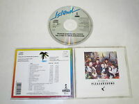 FRANKIE GOES TO HOLLYWOOD/WELCOME TO THE PLEASUREDOME (ISLAND 610195) CD ALBUM