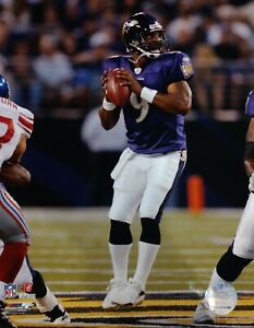 STEVE McNAIR Baltimore Ravens 8X10 ACTION PHOTO  Baltimore Ravens