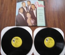 "The Platters - 2-LP set - ""Anthology"" - Rhino - Records are NM; Cover is VG+"