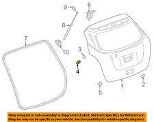 GM OEM-Trunk Lid Bumper 96240768