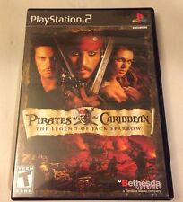 Pirates of the Caribbean: The Legend of Jack Sparrow (PlayStation 2, 2006)
