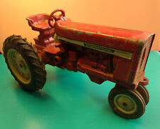 Collectible Red Diecast Ertl Co. International Harvester Tractor Toy Made In Usa